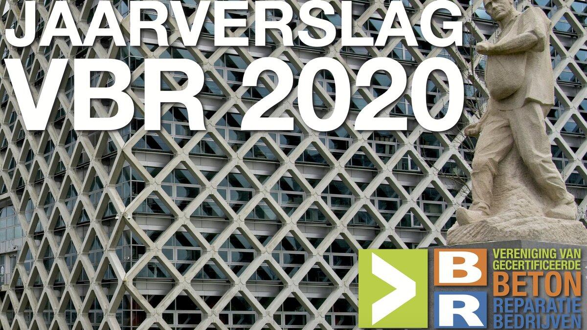 VBR jaarverslag 2020